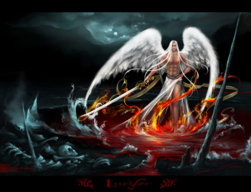LUCIFER – THE ANGEL WHO FELL FROM HEAVEN
